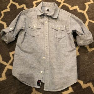 Janie and Jack 5T Button Down